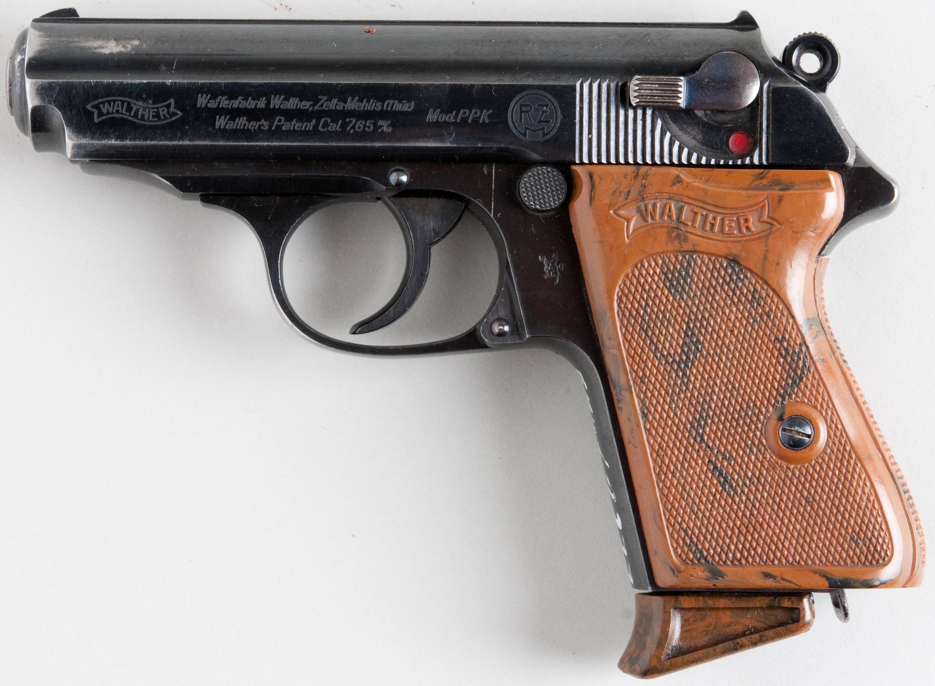 pistole magnum 357